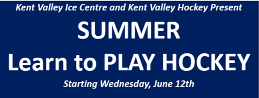 Summer Learn to Play Hockey