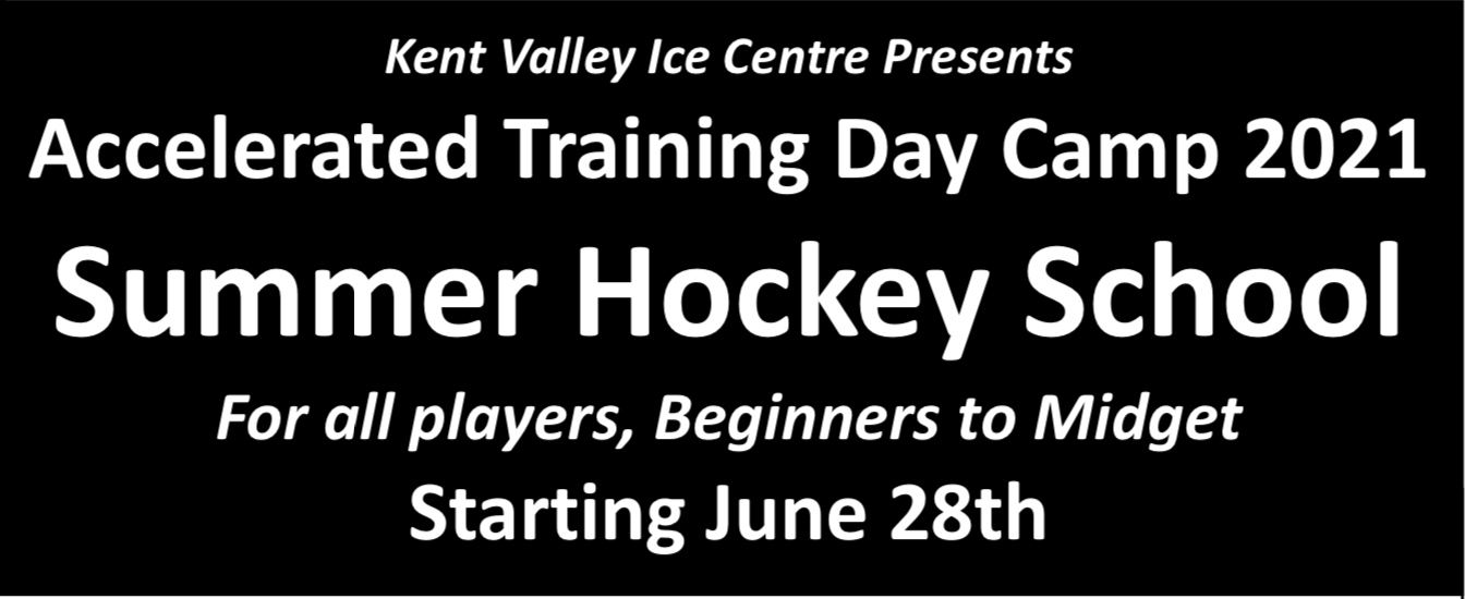 Accelerated Training Day Camp 2021 Summer Hockey School